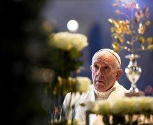 Папа: Дева Мария – не «образок» для получения милостей, а наша наставница на узком пути Креста