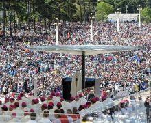 Месса канонизации в Фатиме: все мы находимся в Свете Божьем, распространяемом Девой Марией