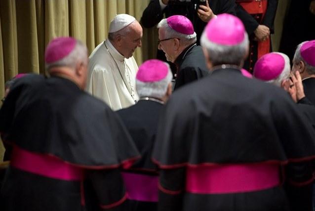 В Ватикане отрылась ассамблея итальянского епископата. Папа: я готов выслушать любые мнения