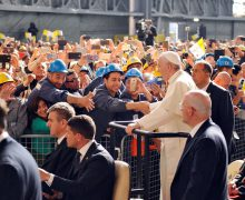 Пастырский визит Папы Франциска в Геную. Папа — металлургам: труд является человеческим приоритетом