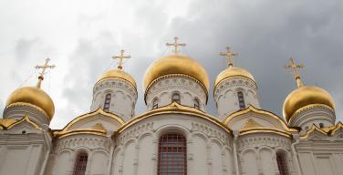 Церковь и империя: история России