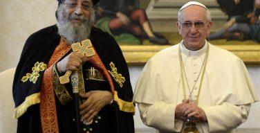 Послание Папы Франциска Папе Тавадросу
