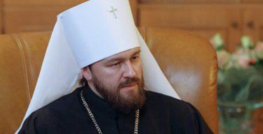 Митрополит Иларион отверг обвинения в дискриминации женщин внутри Православной Церкви