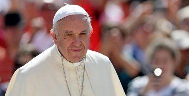 Папа: воззовём к Пресвятой Деве Марии простой, эффективной молитвой Розария