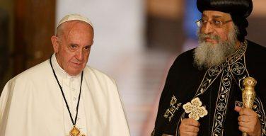 Совместная декларация Папы Франциска и Патриарха Тавадроса II (полный текст)