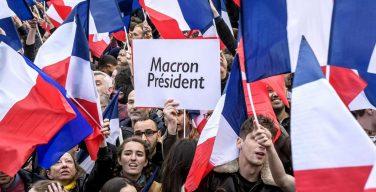 Выборы во Франции: Макрон — президент
