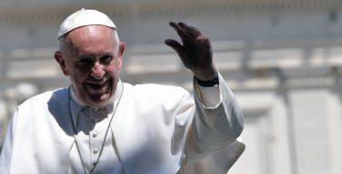 Папа Франциск приветствовал священников Московского Патриархата