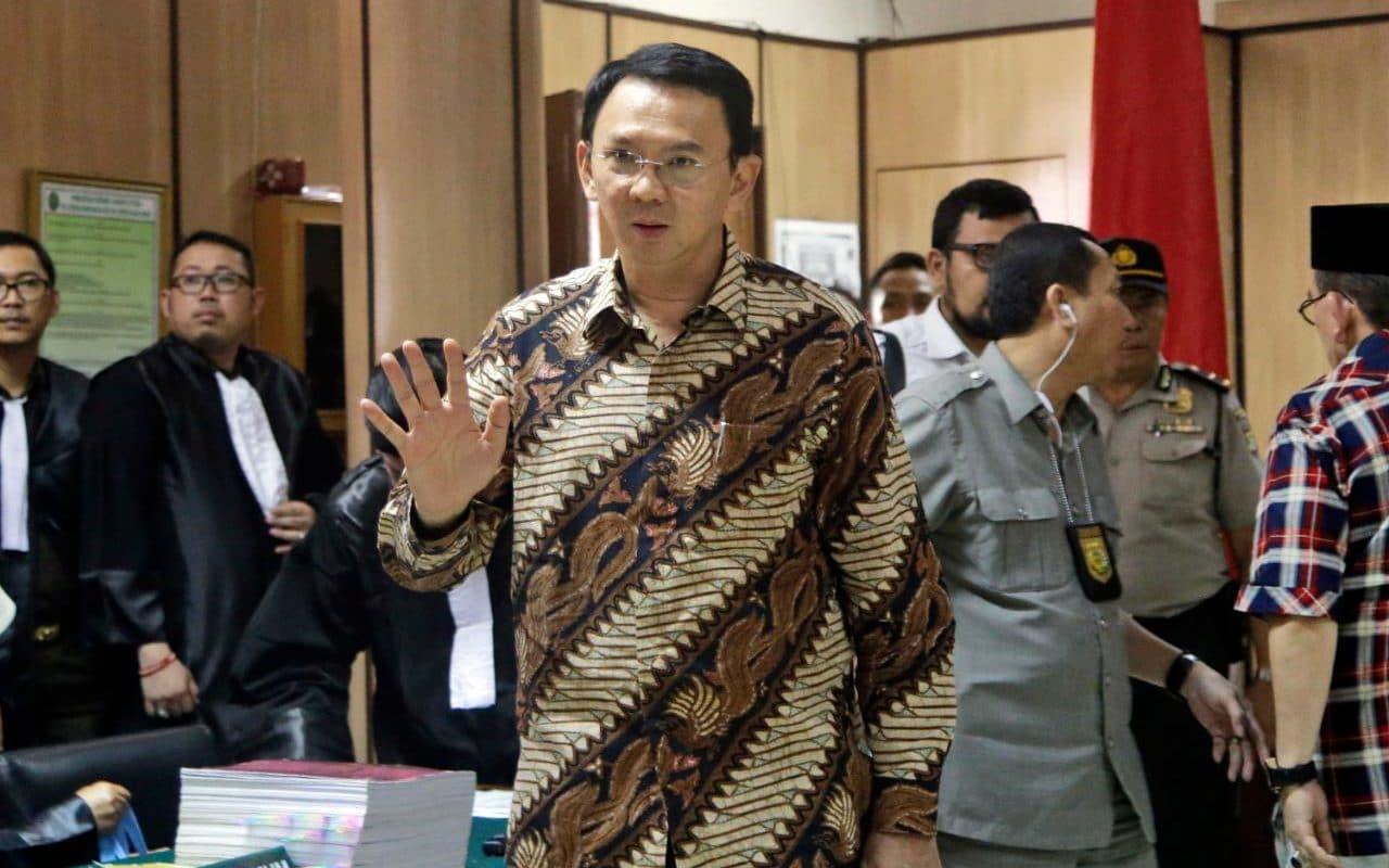 Бывший губернатор Джакарты – христианин по вероисповеданию – осужден за «кощунство»