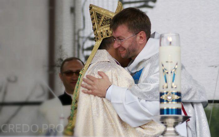 Впервые выпускник петербургской Католической семинарии «Мария — Царица Апостолов» стал епископом
