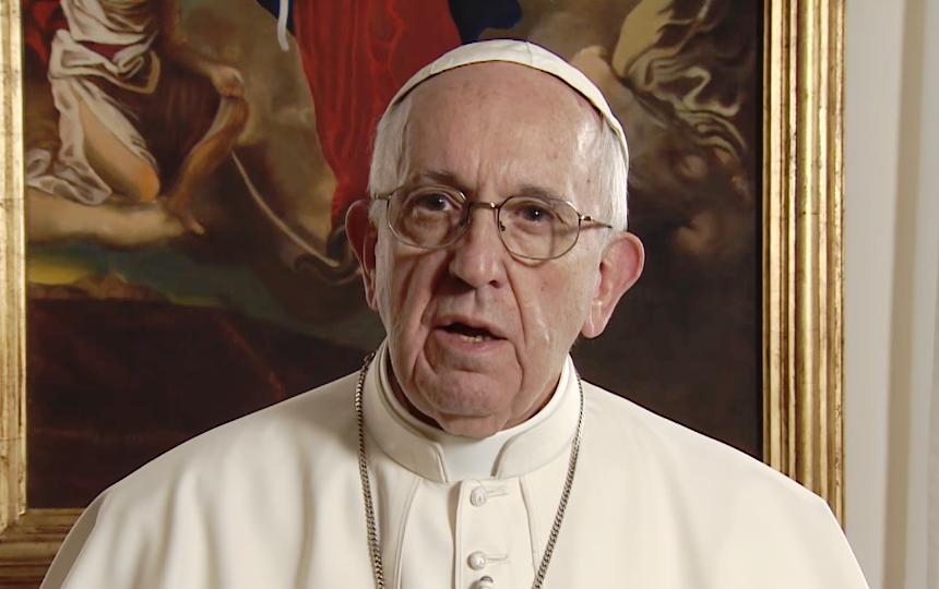 Папа озвучил молитвенную интенцию на май