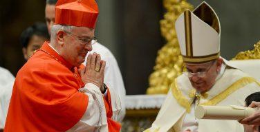 Кардинал Бассетти стал новым главой Конференции католических епископов Италии