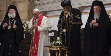 Египет как знак надежды. Общая аудиенция Папы Франциска 3 мая