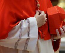 Папа Франциск объявил о назначении пяти новых кардиналов