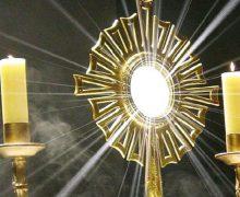 18 июня. Пресвятые Тело и Кровь Христа. Торжество