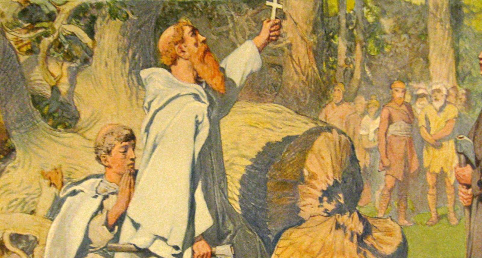 5 июня. Святой Бонифаций, епископ и мученик. Память