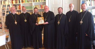 Очередная сессия Постоянного Синода УГКЦ открылась в Германии