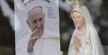 Папа: программа моей поездки в Фатиму – это «программа обращения»