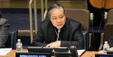 Монс. Ауса призвал государства противостоять сексуальному насилию над женщинами в вооруженных конфликтах