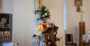 Торжество Пресвятой Троицы в общине томских католиков