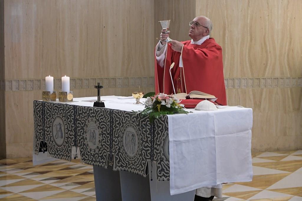Три измерения в жизни апостола Павла. Месса Папы Франциска 1 июня