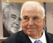 «Канцлер единства»: в Германии умер Гельмут Коль