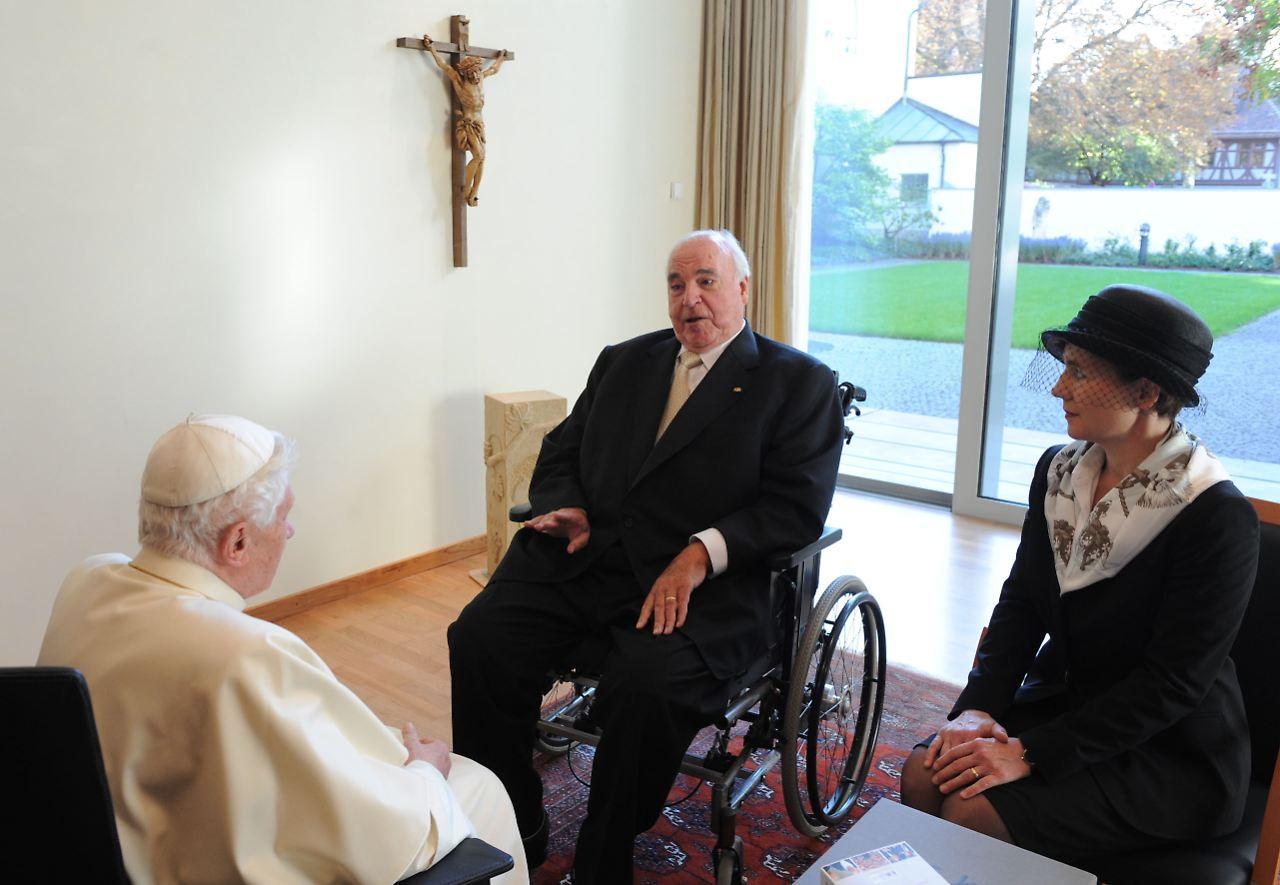 Послание немецкого епископата в связи с кончиной Гельмута Коля