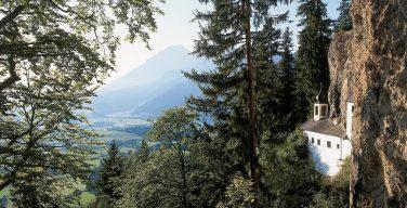 Скит в австрийском высокогорье нашел отшельника по объявлению