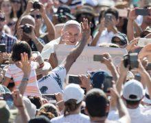 Легче быть святыми, чем преступниками. Общая аудиенция 21 июня