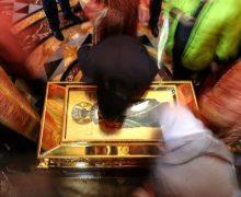 Более 700 тысяч человек поклонились мощам Николая Чудотворца в Москве