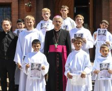Встреча министрантов Преображенской епархии