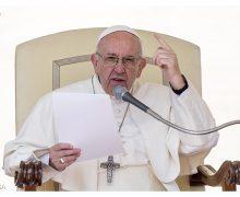 Папа Франциск на общей аудиенции 7 июня: в чем смысл совершенной христианством революции?