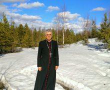 Рассказ о визите Владыки Иосифа Верта на нефтегазоносный север Западной Сибири