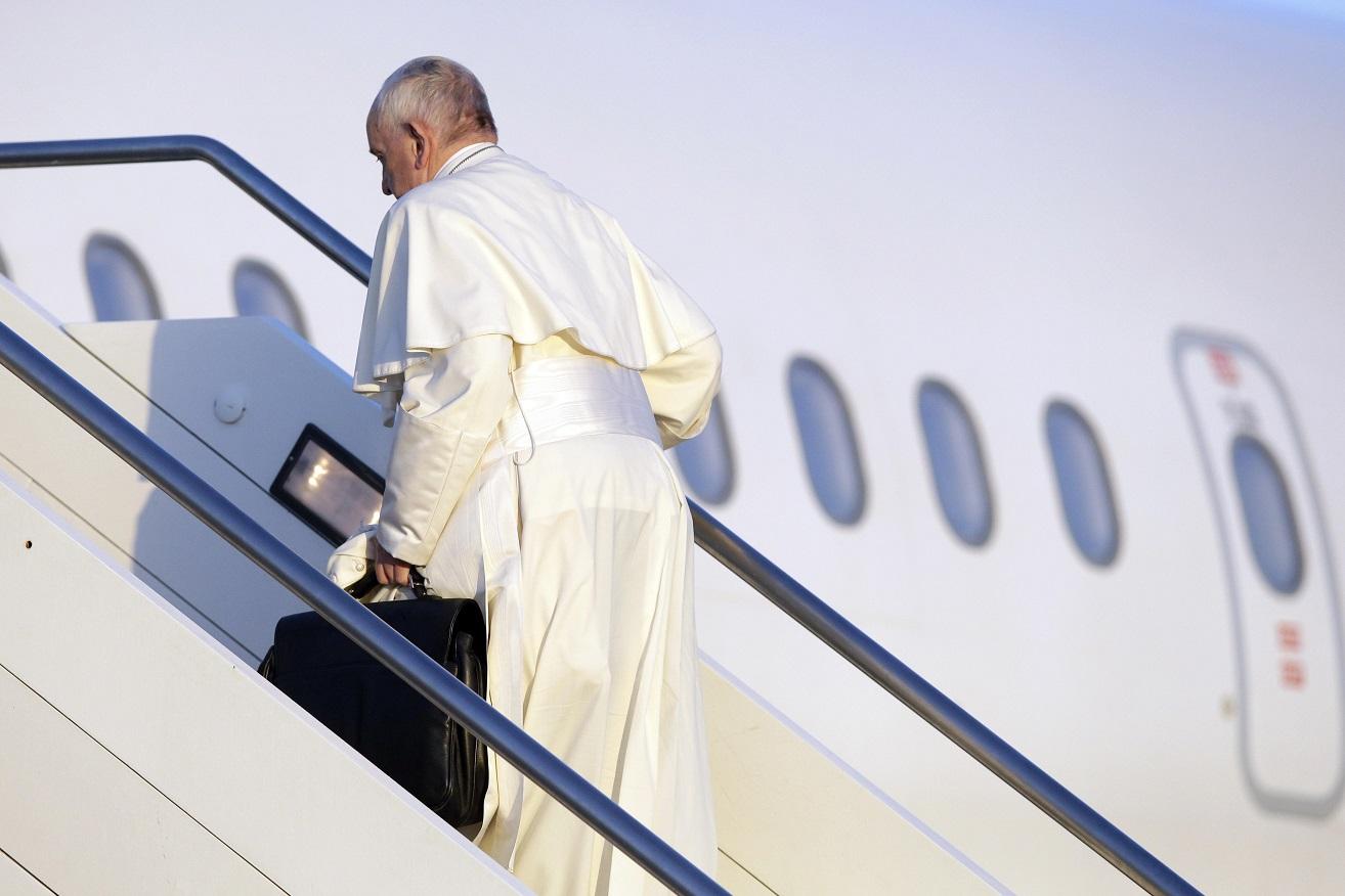 В январе 2018 года Папа Франциск совершит два Апостольских визита