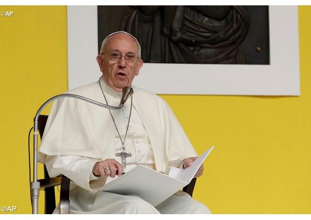 Папа Франциск полон решимости подавить бунт в нигерийской епархии