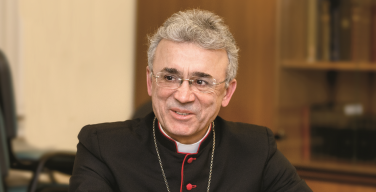 16 июня — годовщина епископской хиротонии Владыки Иосифа Верта
