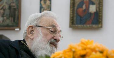 Соболезнование епископа Иосифа Верта по поводу кончины кардинала Любомира Гузара