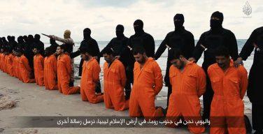 Дети коптских христиан, обезглавленных джихадистами ИГИЛ, гордятся своими отцами
