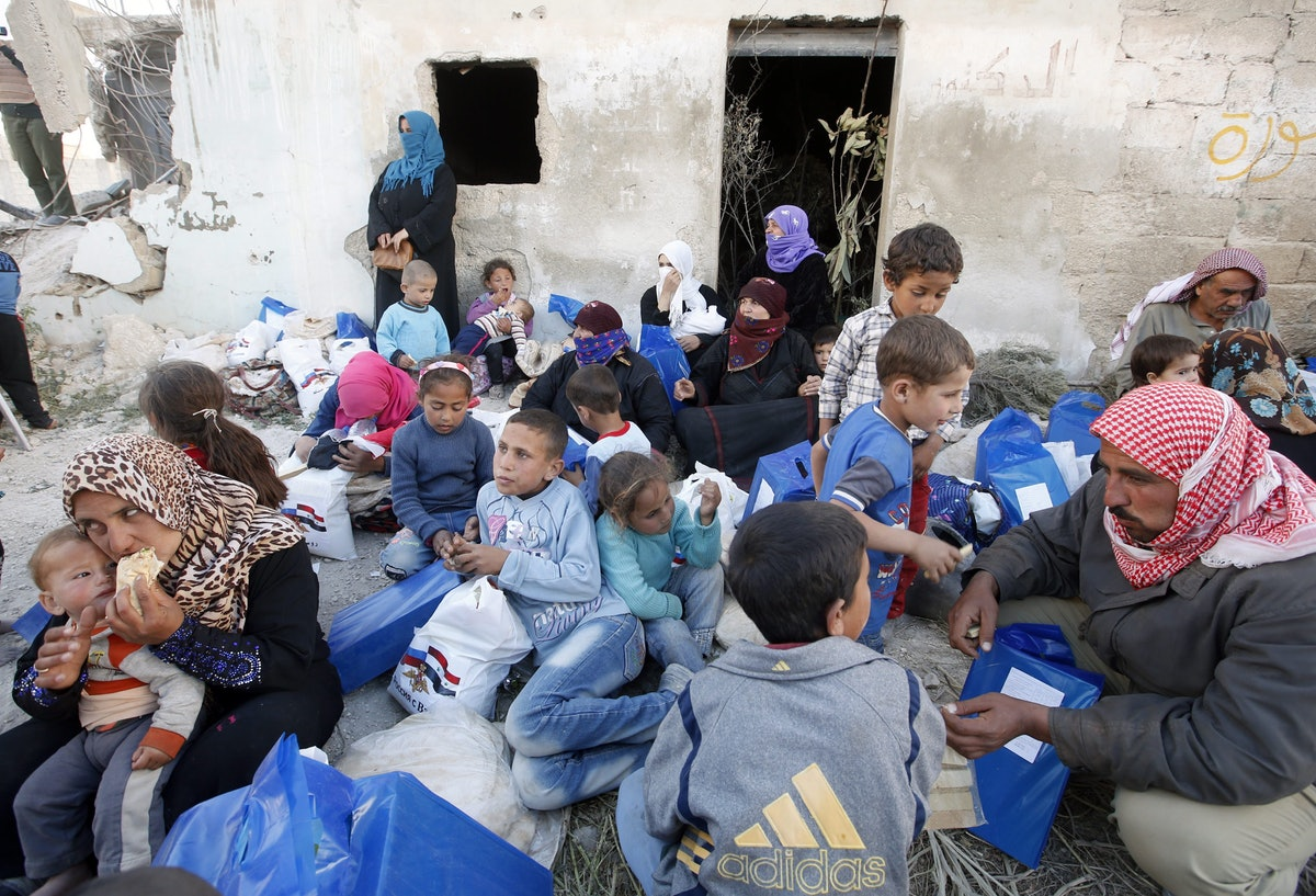 Россия: христиане и мусульмане собрали гуманитарную помощь для Сирии