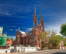 Реставрация Польского костела в Самаре завершится в 2017 году