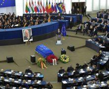 Европа простилась с «архитектором единства» Гельмутом Колем