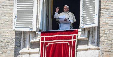 Слово Папы Франциска перед воскресной молитвой «Ангел Господень». 30 июля 2017 года