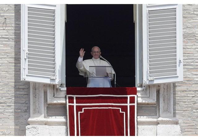 Слово Папы Франциска перед молитвой «Ангел Господень» в 14-е Рядовое воскресенье. Площадь Св. Петра, 9 июля 2017 г.