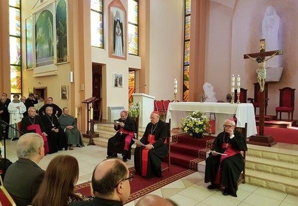 Префект Конгрегации Восточных Церквей кард. Сандри посетил Болгарию