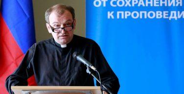О. Игорь Ковалевский — о судебном процессе «Католическая Архиепархия против мэрии Москвы»