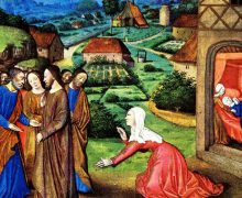 Angelus 20 августа. Папа: попросим у Девы Марии крепкой веры
