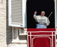 Папа: Преображение Господне — послание надежды