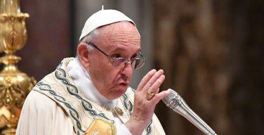 Папа запретил конгрегации Братьев Милосердия осуществлять эвтаназию