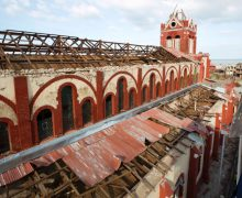 Католики США помогают Церкви на Гаити