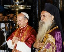 Патриарх Афинагор о Павле VI