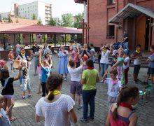Всероссийская встреча семей. Работа в детских группах (ФОТО)